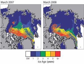 Es Abadi Kutub Utara Segera Hilang eh kutub utara 1