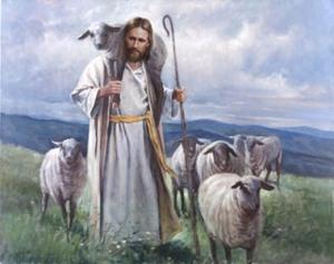 Tuhanlah Gembalaku, Takkan Kekurangan Aku good shepherd 1