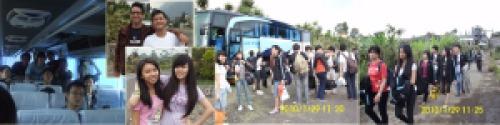 Kebersamaan AM 4-5 Oktober 2011 (Hari Pertama) jalan tiba 1
