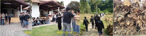 Kebersamaan AM 4-5 Oktober 2011 (Hari Pertama) sedotan tea 4