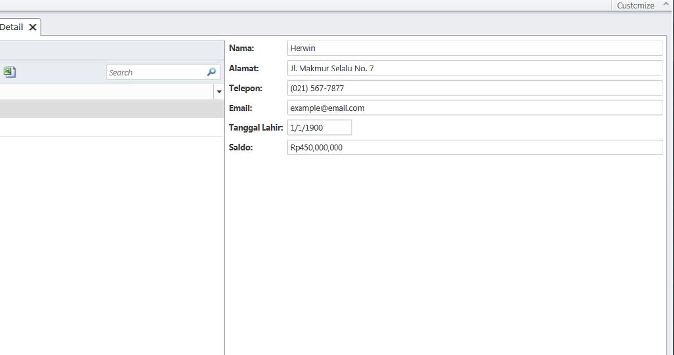 Visual Studio LightSwitch #3: Interface dan Bahasa kolomkananbaru 3