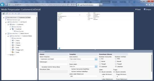 Visual Studio LightSwitch #5: Web - Desktop Switching, Publishing, dan Mekanisme Update layardesain 3
