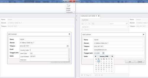 Visual Studio LightSwitch #2: Validasi dan Format Data phoneanddate 4