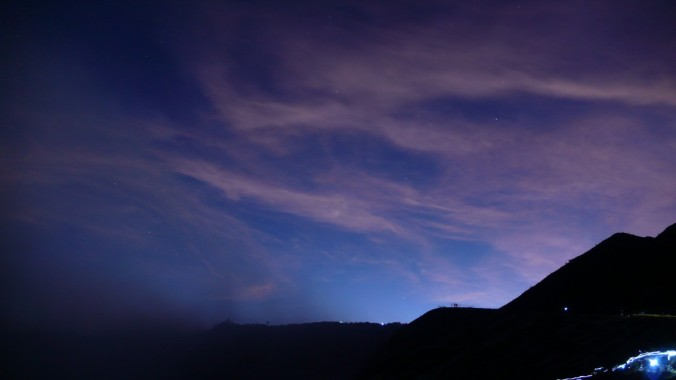 Mt. Ijen Dawn