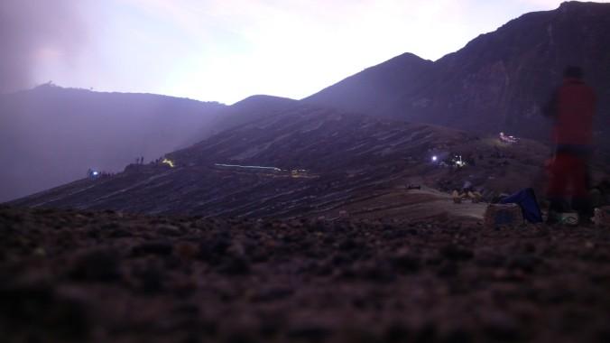 Mt. Ijen Track